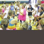 Surry hosts volleyball camp