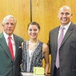 Brenwald awarded Crumley Roberts Scholarship