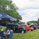 Classics come out for Double Creek car show