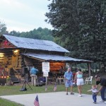 Music lovers come out for bluegrass festival