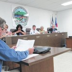 Commissioners appoint interim manager