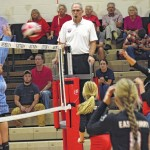 Following coach's time-out, East Surry rolls to first-round sweep