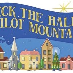 Deck the Halls in Pilot Mountain showcases businesses and civic groups in town