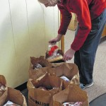 Outreach center turns attention to Christmas