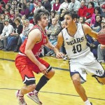 Granite Bears down rival Cardinals