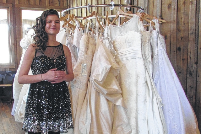 Bridal fair serves rural couples