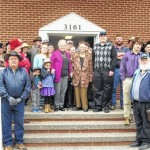 Westfield Friends marks birthday with Hat Day