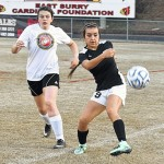 Lady Cards even score with North Surry