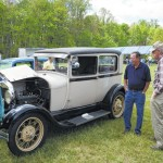Classic car owners, fans turn out