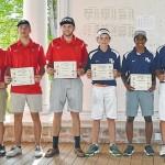 Granite Bears capture NW1A golf championship