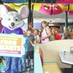 AR students take trip to Chuck E. Cheese