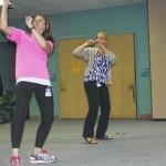 Shoals holds schoolwide exercise program
