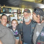 Vietnam vets ride for traveling wall