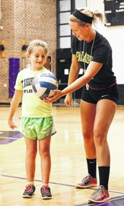 Surry volleyball camp slated for July