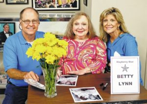 Mayberry's Thelma Lou turning 90