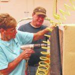 Craftsmanship taught a Pilot Center