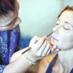 Pilot woman starts makeup business