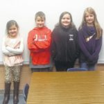 Positive Behavior shown by Shoals Elementary Students