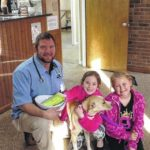 Third grade students at Pilot Mountain Elementary School donated money to help neglected and abused animals in their community.