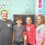 Shoals Elementary 5th grade class learns weather