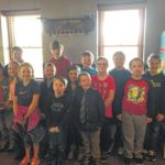 Students dine at Sagebrush