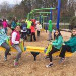 Copeland students meet reading goals